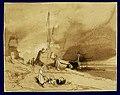 Bord de Plage, Eugène Isabey.jpg
