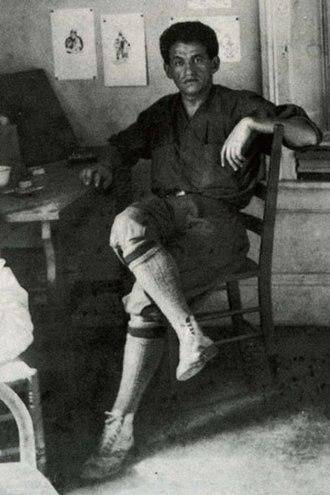 Boris Aronson - Boris Aronson (1920)