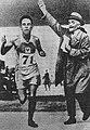 Boughéra El Ouafi victorieux du marathon des JO d'Amsterdam, en 1928.jpg