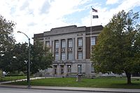 Bourbon County Courthouse - Fort Scott Kansas 10-10-2016.jpg