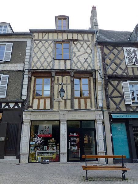 File:Bourges-Maison de Simone Weil -7 place Gordaine (1).jpg