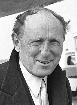 Bourvil French actor, comedian and singer
