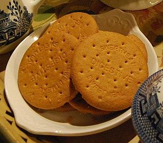 Digestive biscuit Food