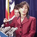 Boxer and Daschle Call for After-School Care May 3, 2000.jpg