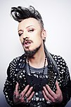 Former The Voice UK coach Boy George joins the Australian version to replace The Madden Brothers