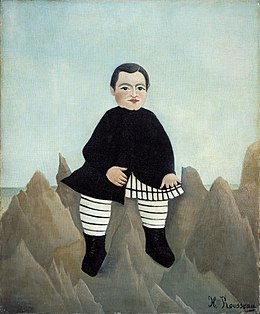 Boy on the Rocks - 1895-7 - Henri Rousseau.jpg