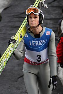 Mackenzie Boyd-Clowes canadian ski jumper