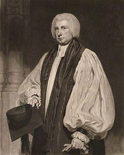 James Cornwallis, 4th Earl Cornwallis British cleric and peer