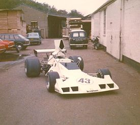 Shock Absorber Car >> Brabham BT43 - Wikipedia
