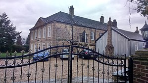 Listed buildings in Sheffield S13 - Image: Bramley Hall