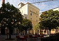Brauerei Stiegl - Innenhof Altes Sudhaus 05.jpg