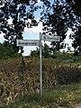 Bresparola, cartello vie (Bresparola, Bosaro).JPG