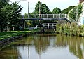 Bridges at Fools Nook, Oakgrove, Cheshire - geograph.org.uk - 551517.jpg