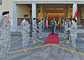 Brig. Gen. Cheikh Gueye visits at Caserma Ederle in Vicenza, Italy 150113-A-DO858-020.jpg