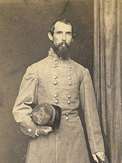 James E. Slaughter Confederate Army general