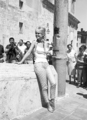 Brigitte Bardot in Spoleto, Italy on August 11, 1961..png