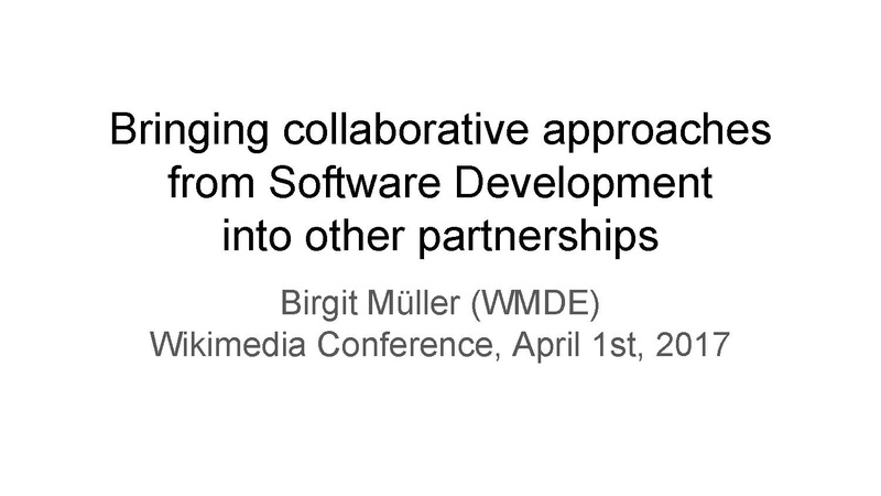 File:Bringing collaborative approaches from Software Development into other partnerships.pdf