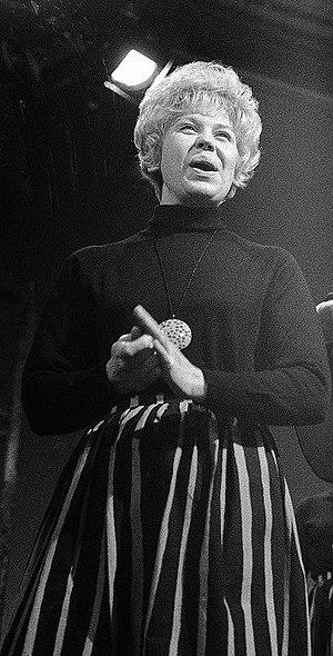 Brita Koivunen - Brita Koivunen, 1965.