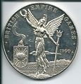 British Empire Games - 1950 - Silver Medal.jpg