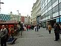 Brno, Náměstí Svobody, trhy II.JPG