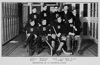 American Amateur Hockey League - Brooklyn Skating Club in the 1903–04 season.