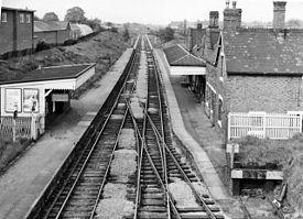 brownhills railway station wikipedia
