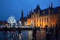Bruges Christmas market 2013.jpg