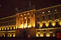 Buckingham Palace at Night (6848958476).jpg