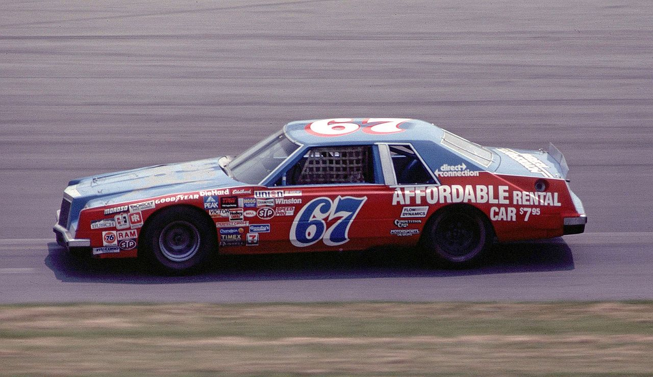 Plymouth Racing Car