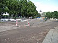 Buga 2011 Koblenz - Bauarbeiten Danziger Freiheit 09-2010.jpg