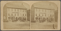 Building containing a tailor, dry goods, and fancy goods stores, Danvers, Mass, by O. W. Clough.png