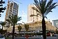 Buildings on Ibn Gabirol st. Tel Aviv - panoramio.jpg