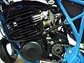 Bultaco Pursang MK15 250cc 1980 prototype engine.jpg