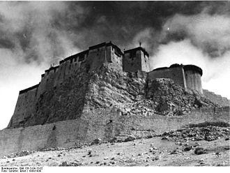 Khamber Jong - Kampa Dzong, 1938