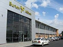 Queens Hospital Burton Car Park Busy Times