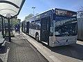 Bus de remplacement RER A - Keolis Poissy.jpg