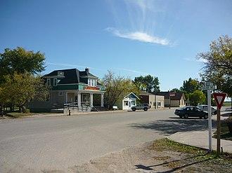 Radisson, Saskatchewan - Main Street
