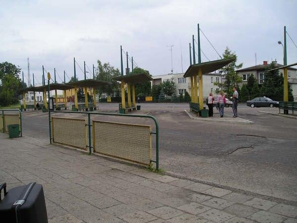 Busstation plonsk