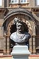 Bust of Rajarshi Shahu Maharaj 01.jpg