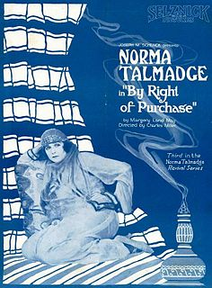 <i>By Right of Purchase</i> 1918 American film