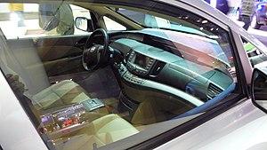 BYD e6 - Interior.