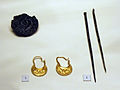 Byzantine(-style) woman's jewellery from Kölked, Hungary.jpg