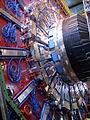 CERN CMS endcap 2005 October.jpg