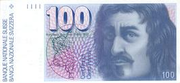 CHF100 6 front horizontal