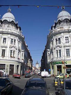 Iuliu Maniu Street, Cluj-Napoca