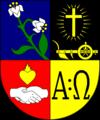 COA abbot AT Mendel Gregor Johann.png