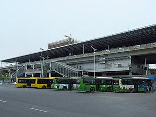 Guangzhou–Foshan–Zhaoqing intercity railway