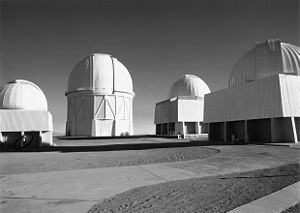 Cerro Tololo Inter-American Observatory - Image: CTIO