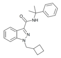 CUMYL-CBMINACA structure.png