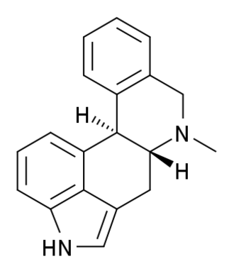 CY-208,243 - Image: CY 208,243 structure